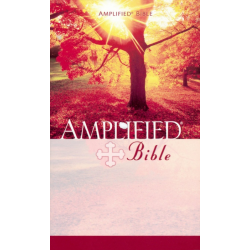 Engels, Amplified Bible, Medium formaat, Paperback