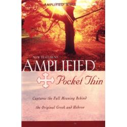 Engels, Nieuw Testament, Amplified, Klein formaat, Paperback