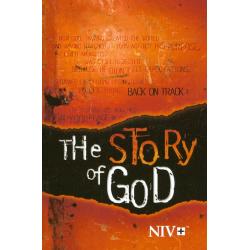 Engels, Nieuw Testament, NIV, Groot formaat, Paperback