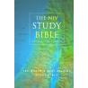 Engels, Bijbel, NIV, Medium formaat, Harde kaft, Study Bible