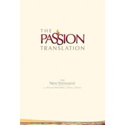 Engels, Nieuw Testament, Passion, Groot formaat, Paperback