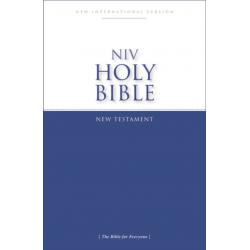 Engels, Nieuw Testament, NIV, Medium Formaat, Paperback