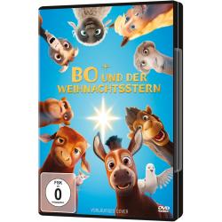 Kinder DVD, Bo und der Weihnachtsstern, Meertalig