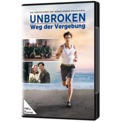 DVD, Unbroken, Meertalig