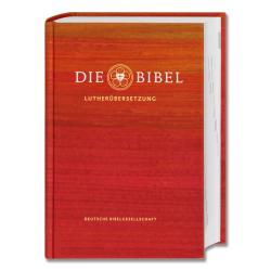 Duits, Bijbel, Luther 2017, Medium formaat, Harde kaft