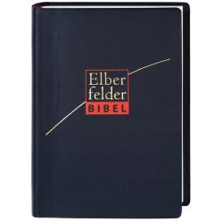 Duits, Bijbel, Elberfelder 2006, Klein formaat, Soepele kaft