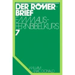 Duits, Bijbelcursus, Brief aan de Romeinen, William MacDonald