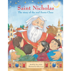 Engels, Kinderboek, SEngels, Nicholas : The Story of the Real Santa Claus, Mary Joslin