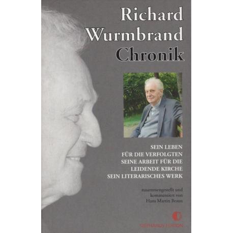 Duits, Richard Wurmbrand - Kroniek, Hans Martin Braun