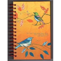 Engels, Notebook, Birdwatcher