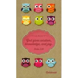 Engels, Notebook, Owls