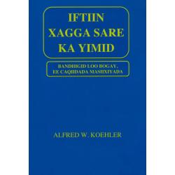 Somalisch, Bijbelstudie, Licht van Boven, Alfred W. Koehler