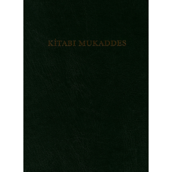 Turks, Bijbel, Medium formaat, Harde kaft