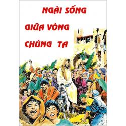 Vietnamees, Kinderstripbijbel, Hij leefde onder ons