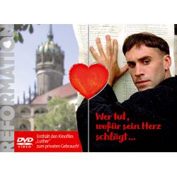 Duits, DVD+Brochure, Luther, Eric Till