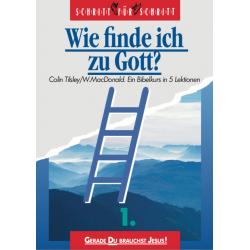 Duits, Bijbelcursus, Hoe kan ik God vinden? Colin Tilsey & William MacDonald