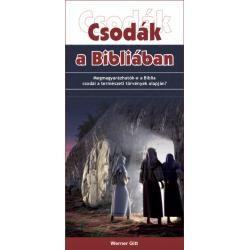 Hongaars, Traktaat, Wonderen van de Bijbel, Werner Gitt