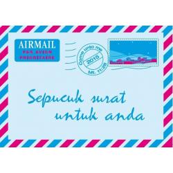 Indonesisch, Brochure, Een brief voor jou!