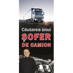 Roemeens, Traktaat, Het verlangen van een vrachtwagen chauffeur, Steffen Becker
