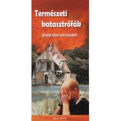 Hongaars, Traktaat, Natuurrampen, Peter R. Dommel
