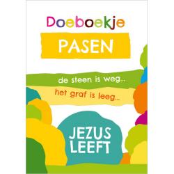 Nederlands, Kinderdoeboekje, Pasen Gerda Hiemstra-Oudenampsen