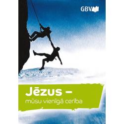 Lets, Brochure, Jezus - onze enige hoop, M. Paul