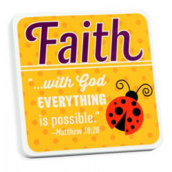 Engels, Gifts, Tekstbord, Faith