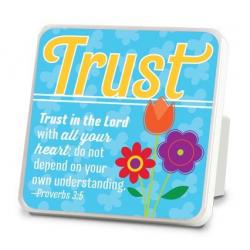 Engels, Gifts, Tekstbord, Trust