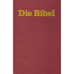 Duits, Bijbel, Elberfelder 1986, Groot formaat, Harde kaft