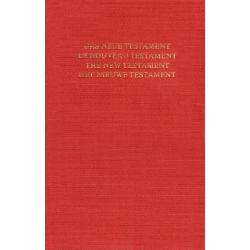 Meertalig, Nieuwe Testament, Groot formaat, Harde kaft
