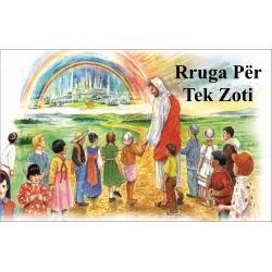 Albanees, Kindertraktaatboekje, De weg naar God