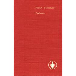 Nederlands, Nieuw Testament & Psalmen, NBG '51, Groot formaat, Harde kaft