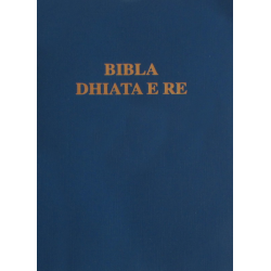 Albanees, Nieuw Testament, Dhiata E Re, Klein formaat, Harde kaft