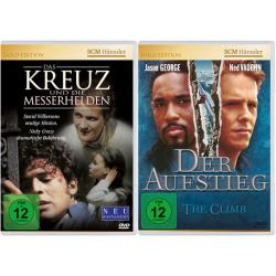 DVD, Het kruis in de asfaltjungle, David Wilkerson, Meertalig