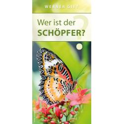 Duits, Traktaat, Wie is de Schepper? Werner Gitt