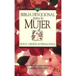 Spaans, Bijbel, NVI, Groot formaat, Paperback, Bloemen