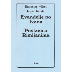Kroatisch, Evangelie van Johannes & Romeinen