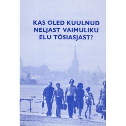 Estlands, Traktaatboekje, Vier geestelijke wetten