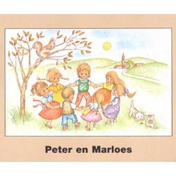 Nederlands, Kinderbrochure, Peter en Marloes, J. Rouw