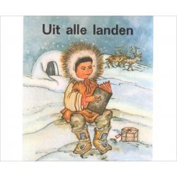 Nederlands, Kinderbrochure, Uit alle landen, J. Rouw