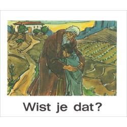 Nederlands, Kinderbrochure, Wist je dat?, J. Rouw