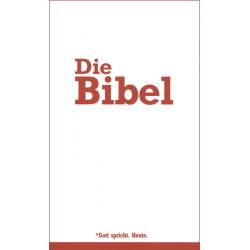 Duits, Bijbel, Schlachter 2000, Groot formaat, Paperback
