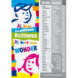Nederlands, Kinderboekenlegger, Jij bent zoooo bijzonder