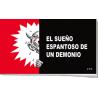 Spaans, Traktaatboekje, Comic strip, Nachtmerrie voor demonen