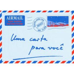Portugees, Brochure, Een brief voor jou!