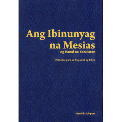 Tagalog, Bijbelstudie, De Messias, Hendrik Schipper