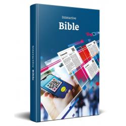 Engels, Bijbel, ERV, Interactieve Bijbel, Klein formaat, Harde kaft
