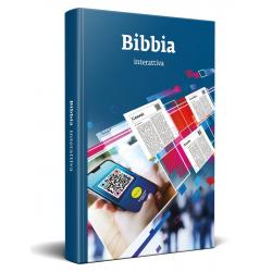 Italiaans, Nuova Riveduta 2006, Interactieve Bijbel, Klein formaat, Harde kaft