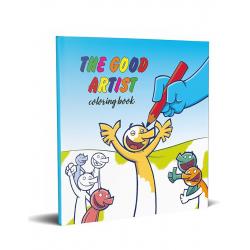 Engels, Kinderkleurboek, De Goede Tekenaar