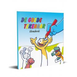 Nederlands, Kinderkleurboek, De Goede Tekenaar